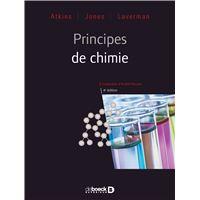 Principes de chimie