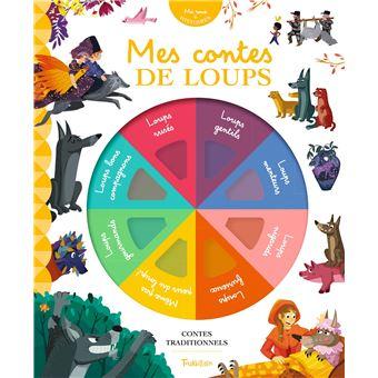 Mes contes de loups - Ma roue à histoires