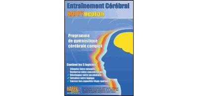 Entraînement Cérébral HAPPYneuron Programme de gymnastique cérébrale complet