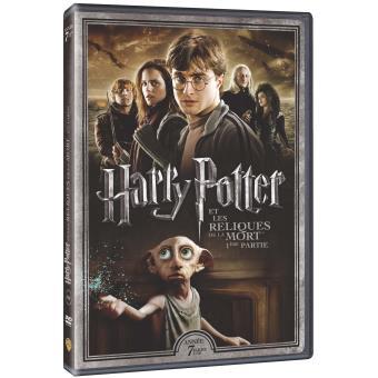 Harry PotterHarry Potter et les reliques de la mort Partie 1 DVD