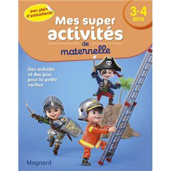Mon cahier d'activités Pompier PS