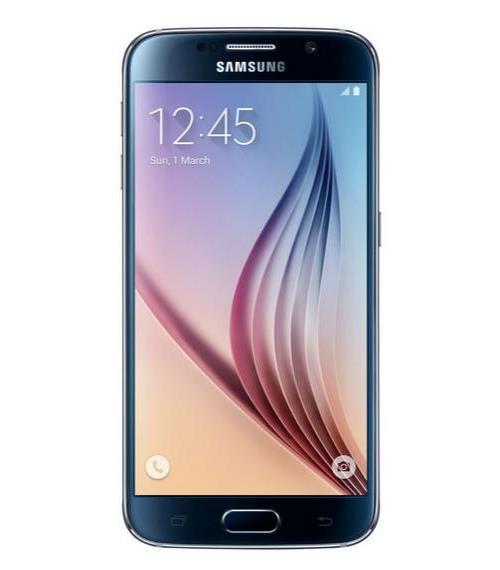 Smartphone Samsung Galaxy S6 32 Go Noir Cosmos Reconditionné