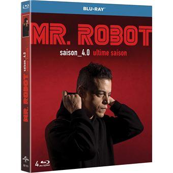 Mr. RobotMr Robot Saison 4 Blu-ray