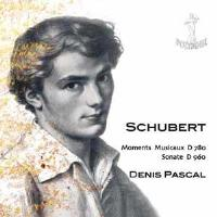 Moments musicaux D 780 - Sonates D 960