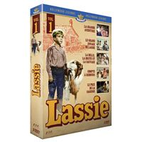 Coffret Lassie Les longs métrages Partie 1 DVD