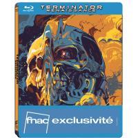 Terminator Renaissance Steelbook Pop Art Exclusivité Fnac Blu-ray