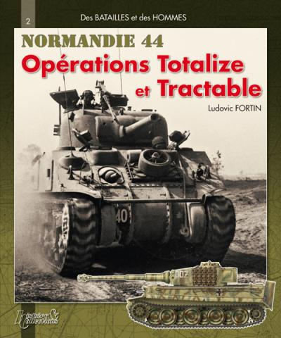 Normandie, Août 1944