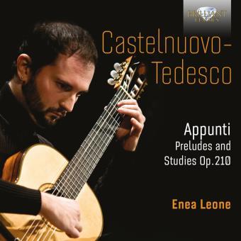 Appunti, Preludes And Studies Op.210