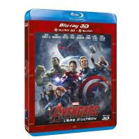 The Avengers: Age of Ultron - 2 Disc Bluray