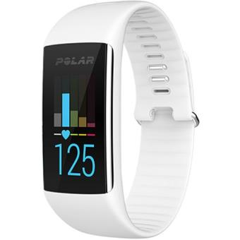 Montre Fitness Polar A360 Blanc Taille S