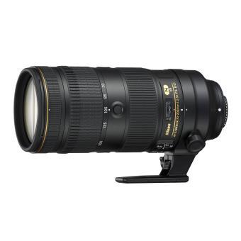 Nikon AF-S Nikkor 70-200 mm f/2.8 E FL ED VR Reflex Lens