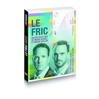 Le Fric DVD
