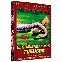 Coffret Les Musaraignes tueuses La Créature de la mer hantée Volume 5 DVD