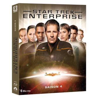 Star Trek EnterpriseStar Trek Enterprise Coffret intégral de la Saison 4 - Blu-Ray
