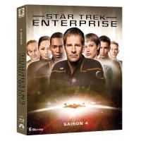 Star Trek Enterprise Coffret intégral de la Saison 4 - Blu-Ray