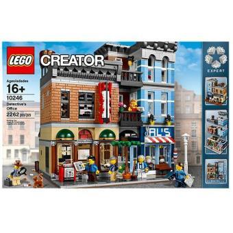 LEGO® Expert 10246 Le Bureau du Détective