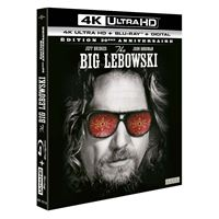 The Big Lebowski Edition du 20ème Anniversaire Blu-ray 4K Ultra HD