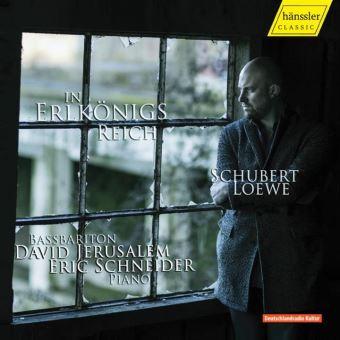 Franz Schubert, Carl Loewe, David Jerusalem, Eric Schneider