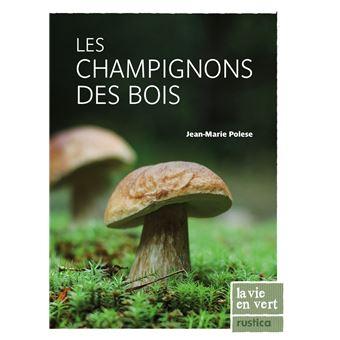 Les champignons des bois broch jean marie pol se - Champignon qui attaque le bois ...