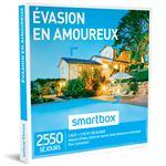 SMAR Coffret cadeau Smartbox Évasion en amoureux
