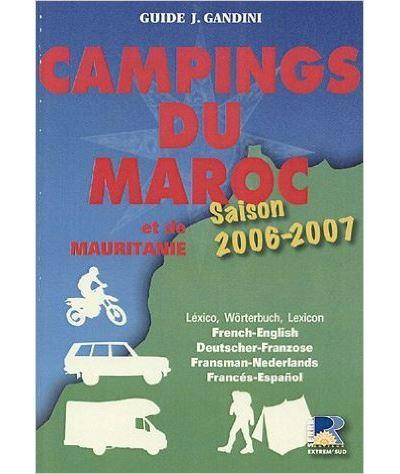 Campings du Maroc et de Mauritanie