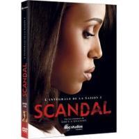 Scandal Saison 3 DVD