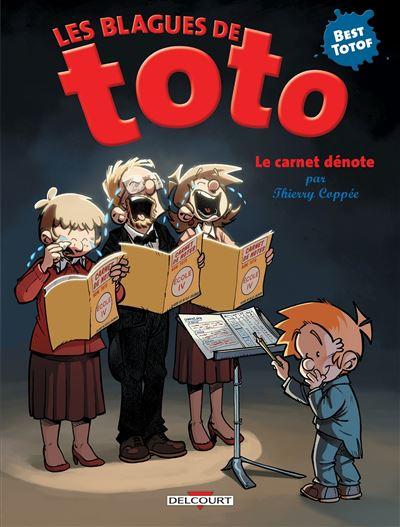 Les Blagues de Toto HS - Le Carnet dénote