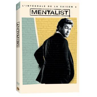 MentalistCoffret intégral de la Saison 6  DVD
