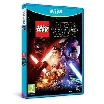 Lego Star Wars Le Réveil de la Force Wii U