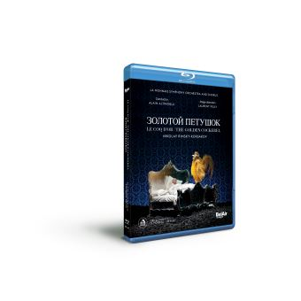 COQ D OR/GOLDEN COCKEREL/BLURAY