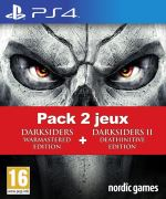Pack Darksiders 1 + 2 PS4