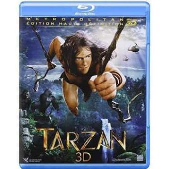 Tarzan Blu-ray 2D + 3D