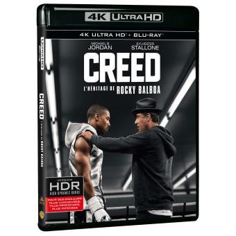 RockyCreed Blu-ray 4K Ultra HD