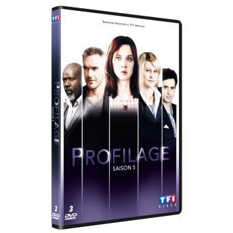 ProfilageCoffret intégral de la Saison 5 DVD
