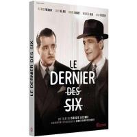 Le dernier des six DVD