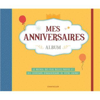 Mes Anniversaires Album