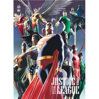Justice leagueIcônes