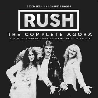 The Complete Agora Radio Broadcast Cleveland 1974-1975