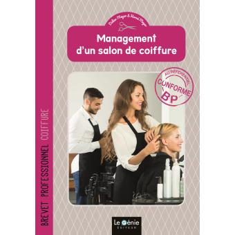 Management d 39 un salon de coiffure broch didier meyer for Achat salon de coiffure
