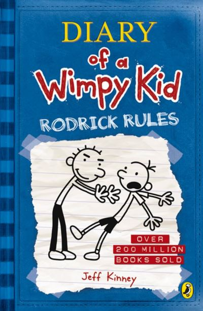 Diary of a Wimpy Kid - Rodrick Rules (Book 2) - 9780141347783 - 6,49 €