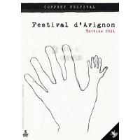 Festival d'Avignon 2011 - 65ème Edition - Coffret 5 DVD