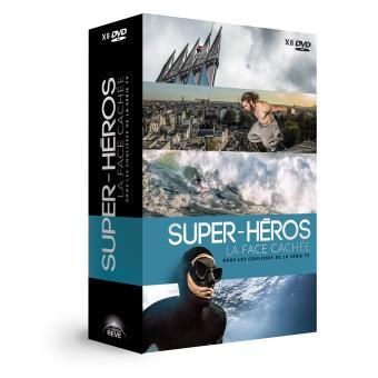 Super héros La face cachée DVD