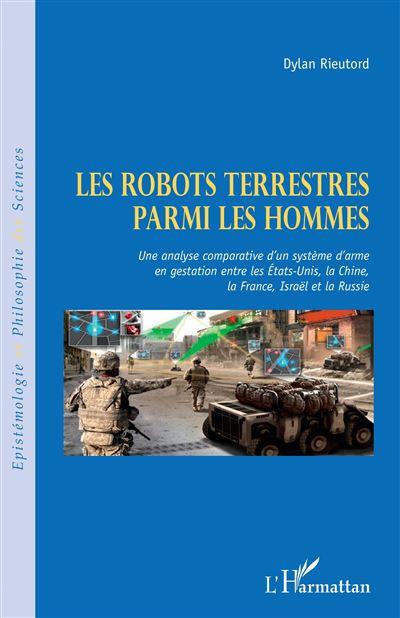 Robots terrestres parmi les hommes