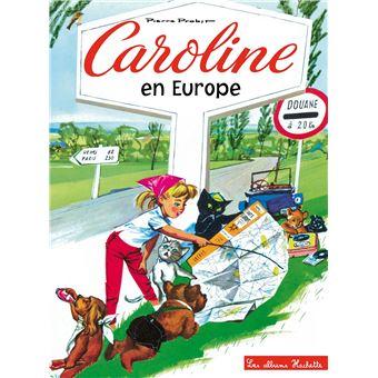 CarolineCaroline en europe