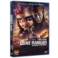 Lone Ranger, naissance d'un héros DVD