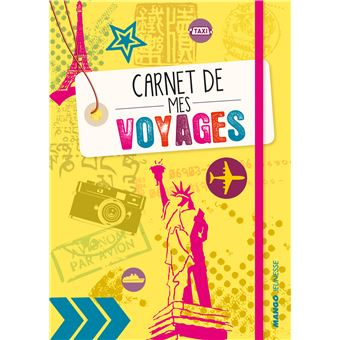 carnet de mes voyages cartonn collectif achat livre fnac. Black Bedroom Furniture Sets. Home Design Ideas
