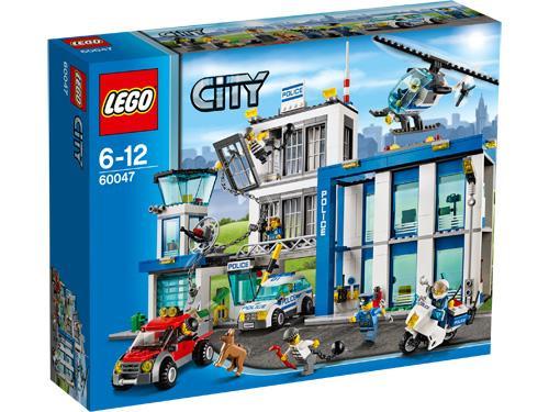 LEGO® City 60047 Le commissariat de police