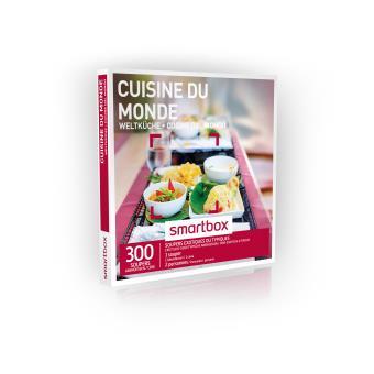 Coffret Cadeau Smartbox Cuisine Du Monde Coffret Cadeau Fnac