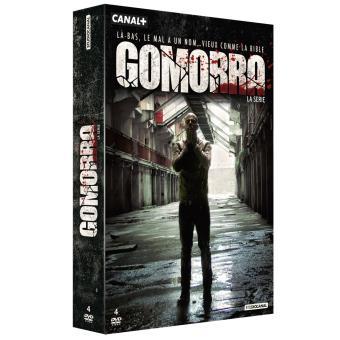 GomorraGomorra Coffret intégral de la Saison 1 - DVD