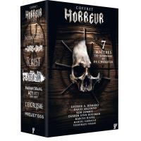 Coffret Horreur 7 films DVD